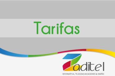 Tarifas: